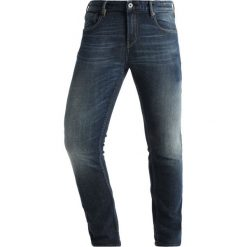 Scotch & Soda SKIM Jeans Skinny Fit get up and go. Niebieskie rurki męskie Scotch & Soda, z bawełny. Za 549,00 zł.