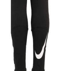 Nike Performance DRY SQAD PANT Spodnie treningowe black/heather/black/black. Czarne spodnie chłopięce Nike Performance, z elastanu. Za 199,00 zł.