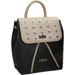 Plecaki damskie: Nobo Plecak damski NBAG-E0090-C020 czarny