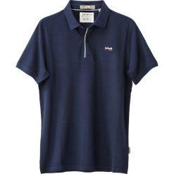 Koszulki polo: Koszulka polo, z dzianiny o ściegu zygzakowym