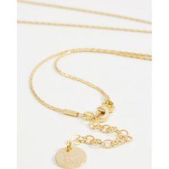 Biżuteria i zegarki: TomShot Naszyjnik goldcoloured