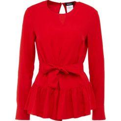 MAX&Co. CACAO Bluzka red. Czerwone bluzki damskie MAX&Co., z materiału. Za 669,00 zł.