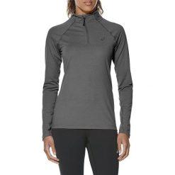 Asics Bluza damska LS 1/2 Zip Jersey szara r. S (141647-0773). Szare bluzy sportowe damskie marki Asics, z poliesteru. Za 226,15 zł.