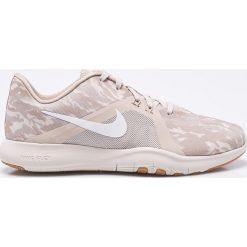 Nike - Buty Flex Trainer. Szare buty skate męskie Nike, z materiału. W wyprzedaży za 259,90 zł.