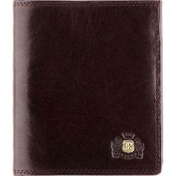 Portfel 39-1-139-3. Brązowe portfele męskie Wittchen. Za 499,00 zł.
