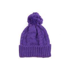 Czapka damska Winter comfort fioletowa. Fioletowe czapki zimowe damskie Art of Polo. Za 28,94 zł.