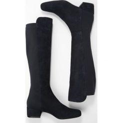 Pretty Ballerinas ANGELIS SCOTCH Kozaki navy blue. Czarne buty zimowe damskie marki Pretty Ballerinas. W wyprzedaży za 896,35 zł.