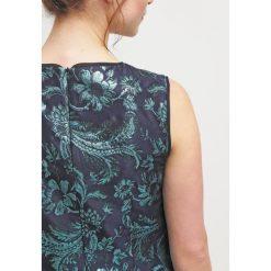 Sukienki hiszpanki: Young Couture by Barbara Schwarzer Sukienka koktajlowa navy türkis
