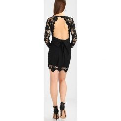 Sukienki hiszpanki: Love Triangle FLORAL DARLING MINI DRESS Sukienka koktajlowa black
