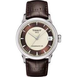 PROMOCJA ZEGAREK TISSOT T - CLASSIC T086.407.11.041.00. Niebieskie zegarki męskie TISSOT, ze stali. W wyprzedaży za 2772,00 zł.