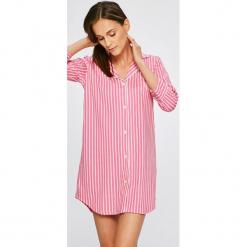 Lauren Ralph Lauren - Koszula piżamowa. Różowe koszule nocne i halki Lauren Ralph Lauren, l, z bawełny. Za 349,90 zł.