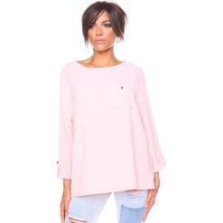 """T-shirty damskie: Koszulka """"Manon"""" w kolorze jasnoróżowym"""