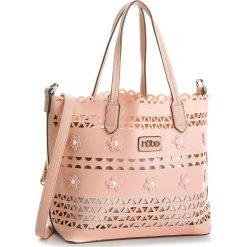 Torebka NOBO - NBAG-E2730-C004 Różowy. Czerwone torebki klasyczne damskie Nobo, ze skóry ekologicznej. W wyprzedaży za 139,00 zł.