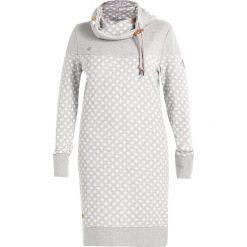 Odzież damska: Ragwear CHLOE DRESS Sukienka z dżerseju light grey