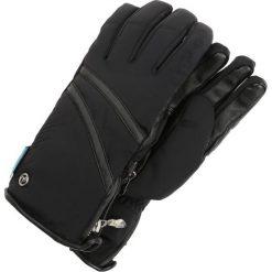 Rękawiczki damskie: Reusch LORE  Rękawiczki pięciopalcowe black