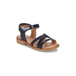 Sandały Dziecko  Aster  TESSE. Czerwone sandały dziewczęce marki ASTER. Za 239,20 zł.