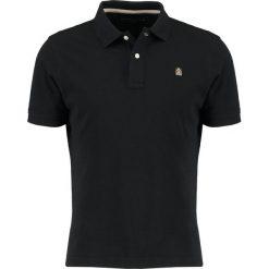 Koszulki polo: Cortefiel TAILORED Koszulka polo black