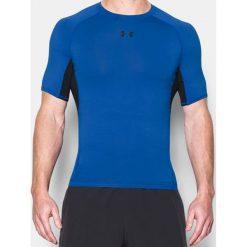 Under Armour Koszulka męska HeatGear Armour SS niebieska r. L (1257468-789). Niebieskie koszulki sportowe męskie marki Under Armour, l. Za 79,00 zł.