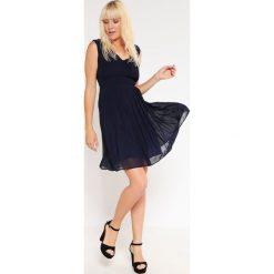 Sukienki hiszpanki: Young Couture by Barbara Schwarzer Sukienka koktajlowa navy