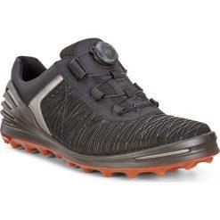 Golfy męskie: ECCO Men's Golf Cage Pro – Czarny – 39
