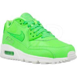 Buty sportowe damskie: Nike Buty damskie Air Max 90 Ltr Gs zielone r. 37.5 (724821-300)