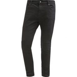YOURTURN Jeansy Slim Fit black denim. Czarne jeansy męskie YOURTURN. Za 149,00 zł.