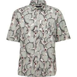 Koszule męskie na spinki: Suit ROCCO Koszula multicolour