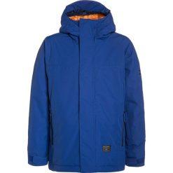Billabong MIRACLE Kurtka snowboardowa mazarine. Niebieskie kurtki damskie snowboardowe marki Billabong, z materiału. W wyprzedaży za 279,95 zł.
