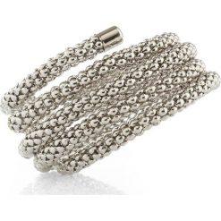 "Bransoletka ""Tina"" bonprix srebrny. Szare bransoletki damskie na nogę bonprix, srebrne. Za 29,99 zł."