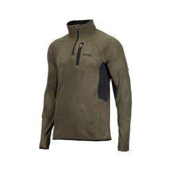 Bejsbolówki męskie: BERG OUTDOOR Bluza męska Carbon Fibre Sweat ciemnozielona r. M (HK3210502)
