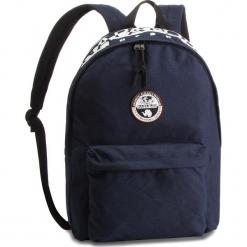 Plecak NAPAPIJRI - Happy Day Pack 1 N0YI0F Blu Marine 176. Niebieskie plecaki damskie marki Napapijri, z materiału, marine. Za 239,00 zł.