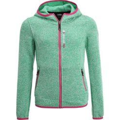 Killtec ABINE Kurtka z polaru dunkel peppermint. Zielone kurtki dziewczęce sportowe KILLTEC, z materiału. W wyprzedaży za 141,75 zł.