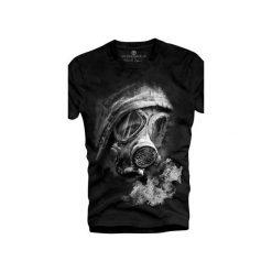 T-shirt UNDERWORLD Organic Cotton Maska. Szare t-shirty męskie z nadrukiem marki Underworld, m, z bawełny. Za 69,99 zł.
