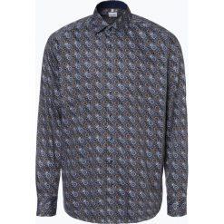 OLYMP Luxor comfort fit - Koszula męska niewymagająca prasowania, niebieski. Niebieskie koszule męskie non-iron marki OLYMP Luxor comfort fit, m. Za 249,95 zł.