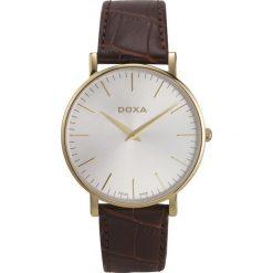 ZEGAREK DOXA D-light 173.30.021.02. Szare zegarki męskie DOXA, ze stali. Za 999,00 zł.