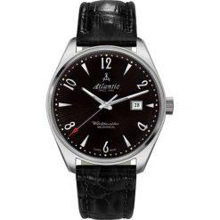 Zegarek Atlantic Męski Worldmaster 51651.41.65S Mechaniczny czarny. Czarne, analogowe zegarki męskie Atlantic. Za 2258,99 zł.