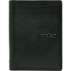 Strellson - Portfel skórzany. Czarne portfele męskie Strellson, z materiału. W wyprzedaży za 199,90 zł.
