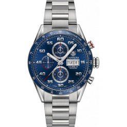 ZEGAREK TAG HEUER CARRERA CV2A1V.BA0738. Czarne zegarki męskie marki KALENJI, ze stali. Za 18990,00 zł.