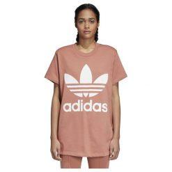 KOSZULKA ADIDAS ORIGINALS BIG LOGO CE2439. Różowe bluzki sportowe damskie marki Adidas. Za 129,00 zł.