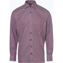 Eterna Modern Fit - Koszula męska niewymagająca prasowania, czerwony. Czerwone koszule męskie non-iron marki Cropp, l. Za 249,95 zł.