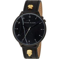 ZEGAREK THOM OLSON THOM CBTO015. Czarne zegarki męskie THOM OLSON, ze stali. Za 399,00 zł.