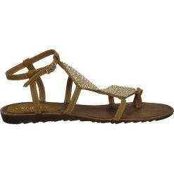 Sandały damskie: Sandały - 1968 CRO BEIG