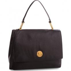 Torebka COCCINELLE - CD0 Liya E1 CD0 18 03 01 Noir/Noir 001. Brązowe torebki klasyczne damskie marki Coccinelle, ze skóry. W wyprzedaży za 1289,00 zł.