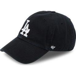 Czapka z daszkiem 47 BRAND - Los Angeles Dodgers B-RGW12GWS-BKD Czarny. Czarne czapki z daszkiem damskie 47 Brand, z bawełny. Za 99,00 zł.