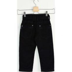 Chinosy chłopięce: Granatowe Spodnie Contraption