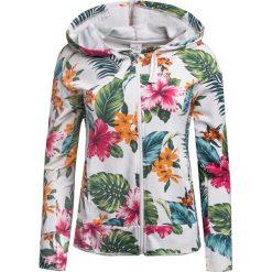 Bluzy damskie: Bluza DEHA EASY Print|Różowy|Zielony