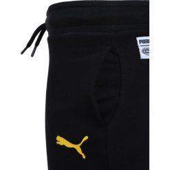 Puma JUSTICE LEAGUE PANTS Spodnie treningowe black. Czarne spodnie chłopięce Puma, z bawełny. Za 129,00 zł.