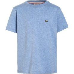 T-shirty chłopięce: Lacoste Tshirt basic cloudy blue chine