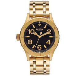 Zegarki męskie: Zegarek męski All Gold Black Sunray Nixon 38-20 A4102042