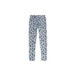 Getry dziewczęce długie. Niebieskie legginsy dziewczęce marki KIPSTA, z elastanu. Za 14,99 zł.